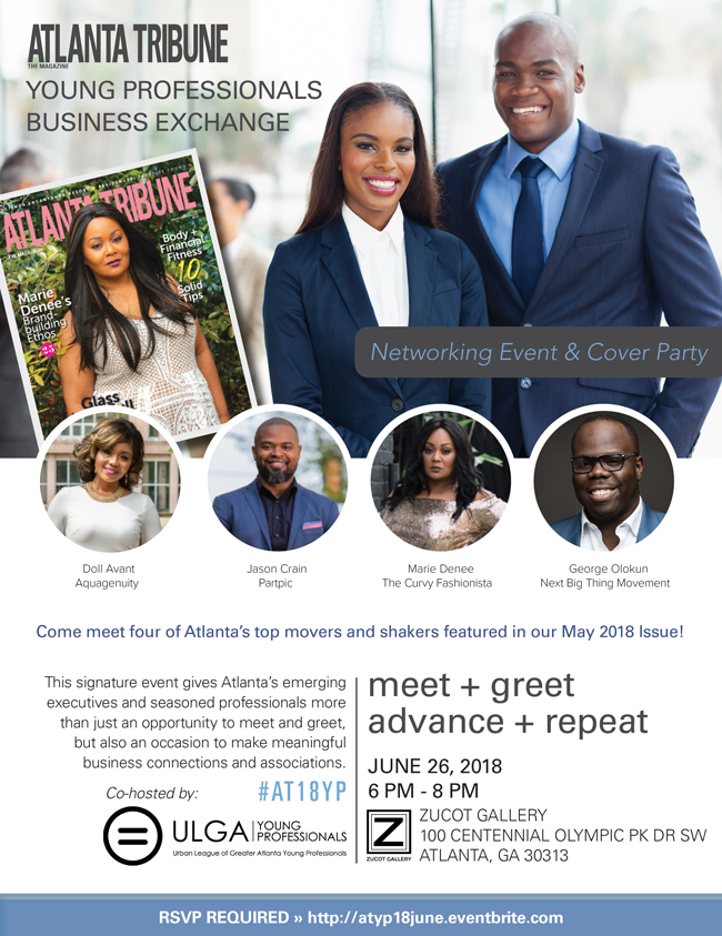 2018 June Young Professionals Business Exchange