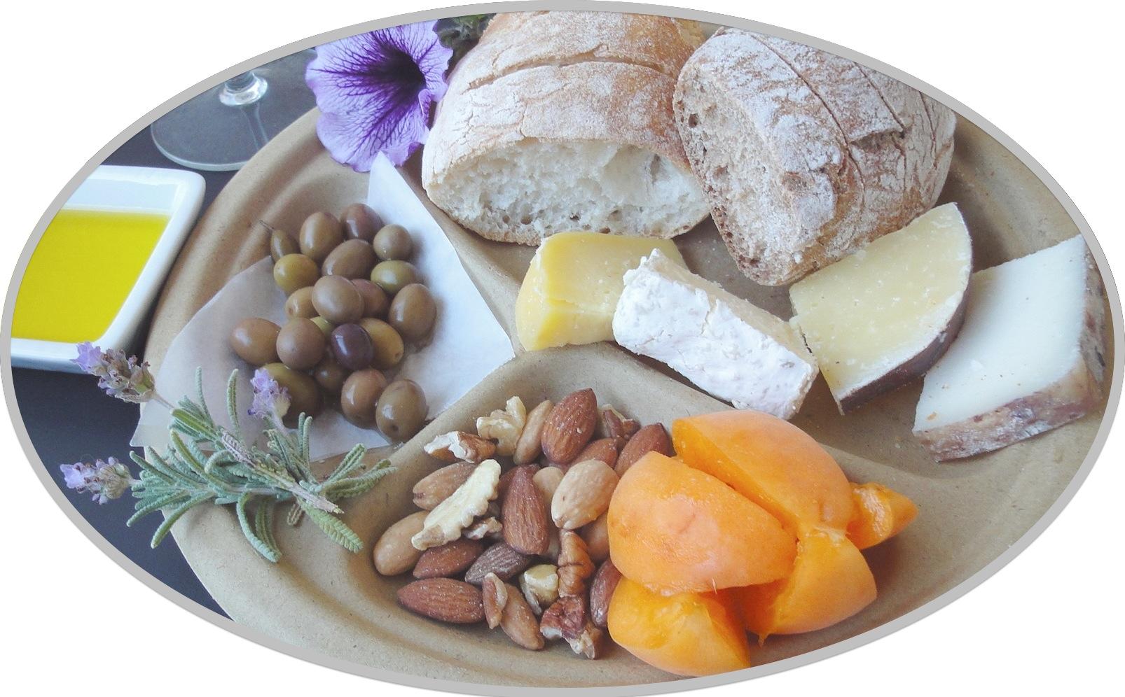 Local Tasting SF food plate