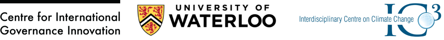 CIGI, UW and IC3 Logos