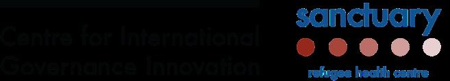 CIGI and SRHC logos