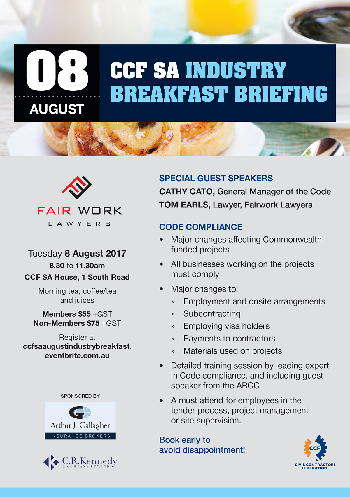 Industry Breakfast Briefing