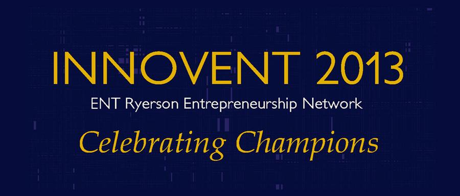 InnovENT 2013 - Celebrating Champions