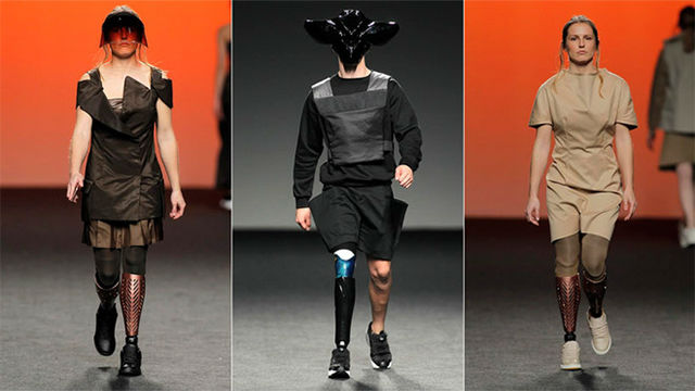 San Francisco Fashion Week 2017 Bionic High Fashion