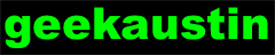 geek austin logo