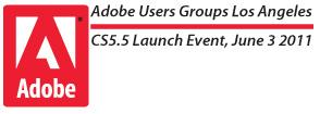 Adobe Creative Suite 5.5 Launch Event