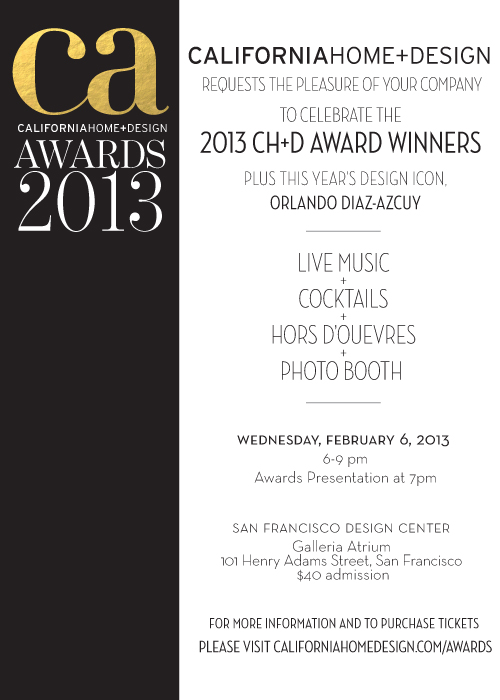 CHD Awards Invitation