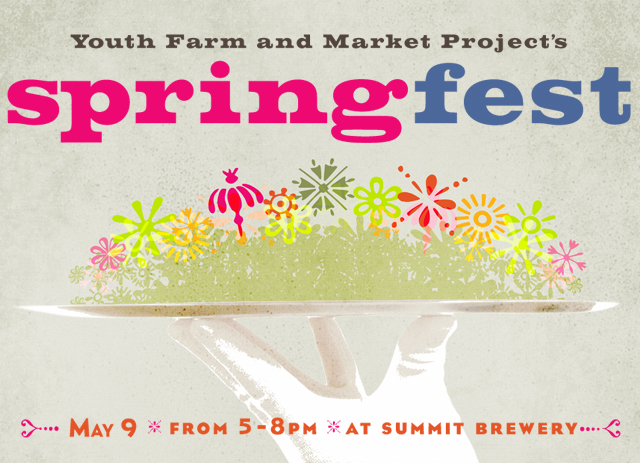 Youth Farm SpringFest 2013 Event Logo