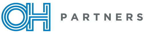Logo for OH Partners, a Phoenix PR and marketing firm
