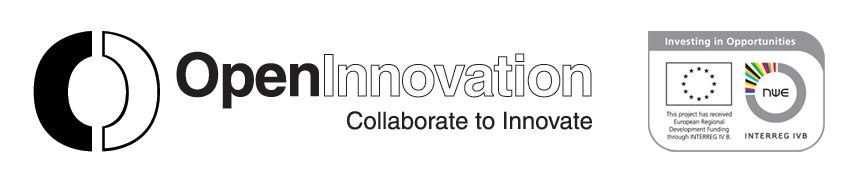 Open Innovation Project funded by INTERREG IVB