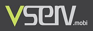 VServ logo