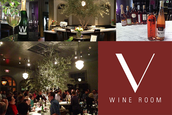 Banner for V Wine Room