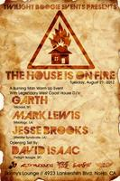 """The House Is On Fire"" GARTH / MARK LEWIS / JESSE BROOKS /..."