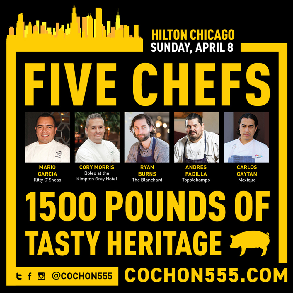 Cochon555 Chicago 2018 Line Up