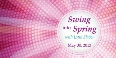 Swing into Spring with Latin Flavor