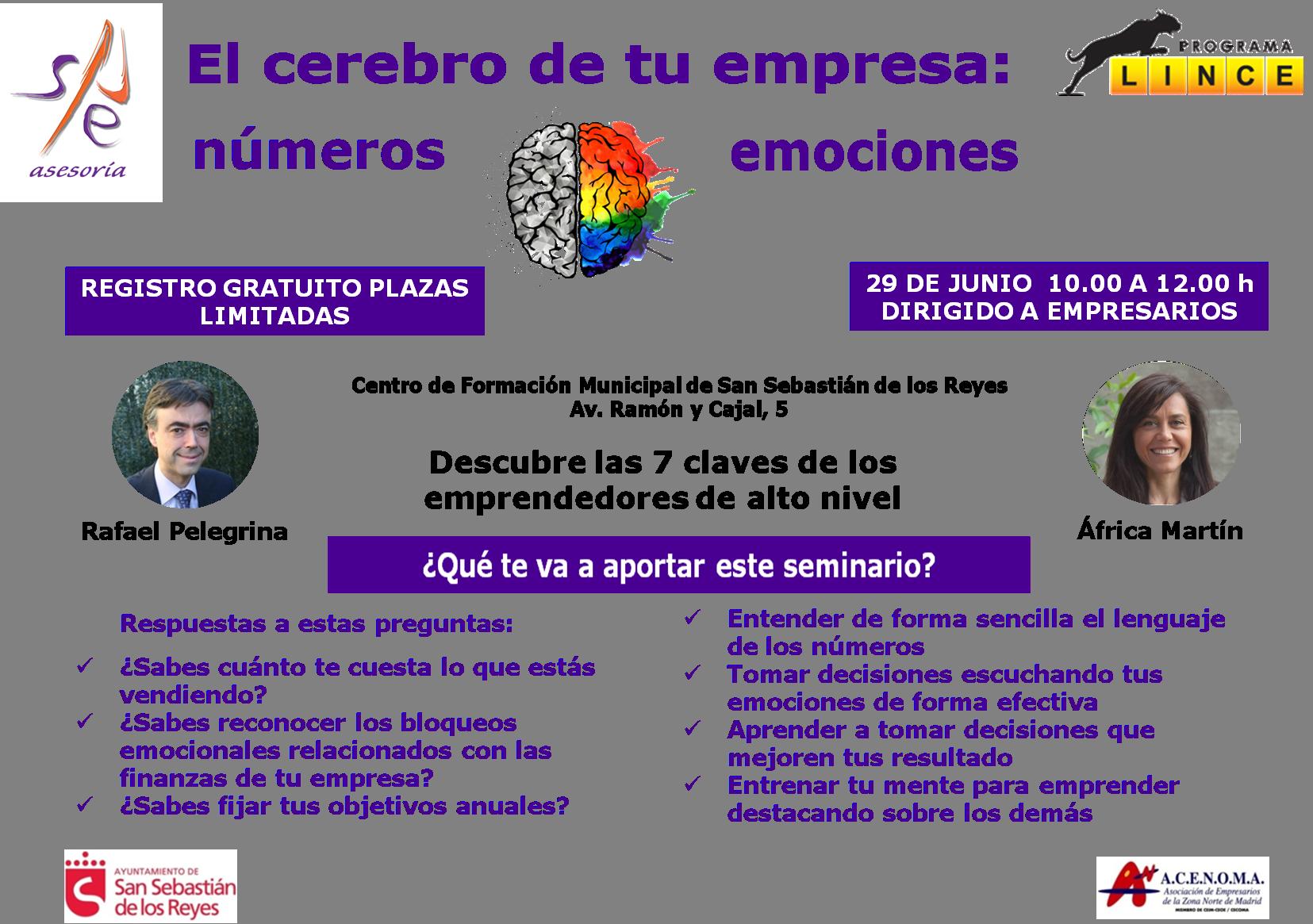 El cerebro de tu empresa números y emociones