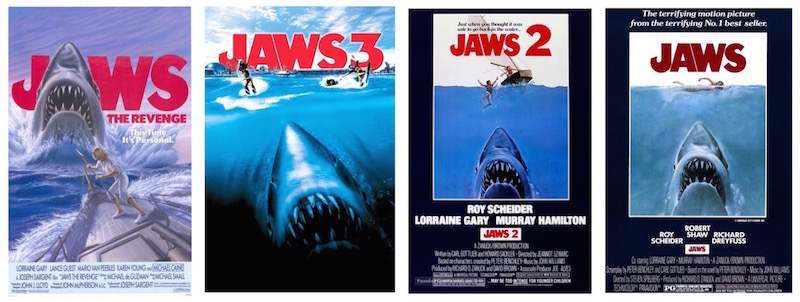 Jaws prize raft