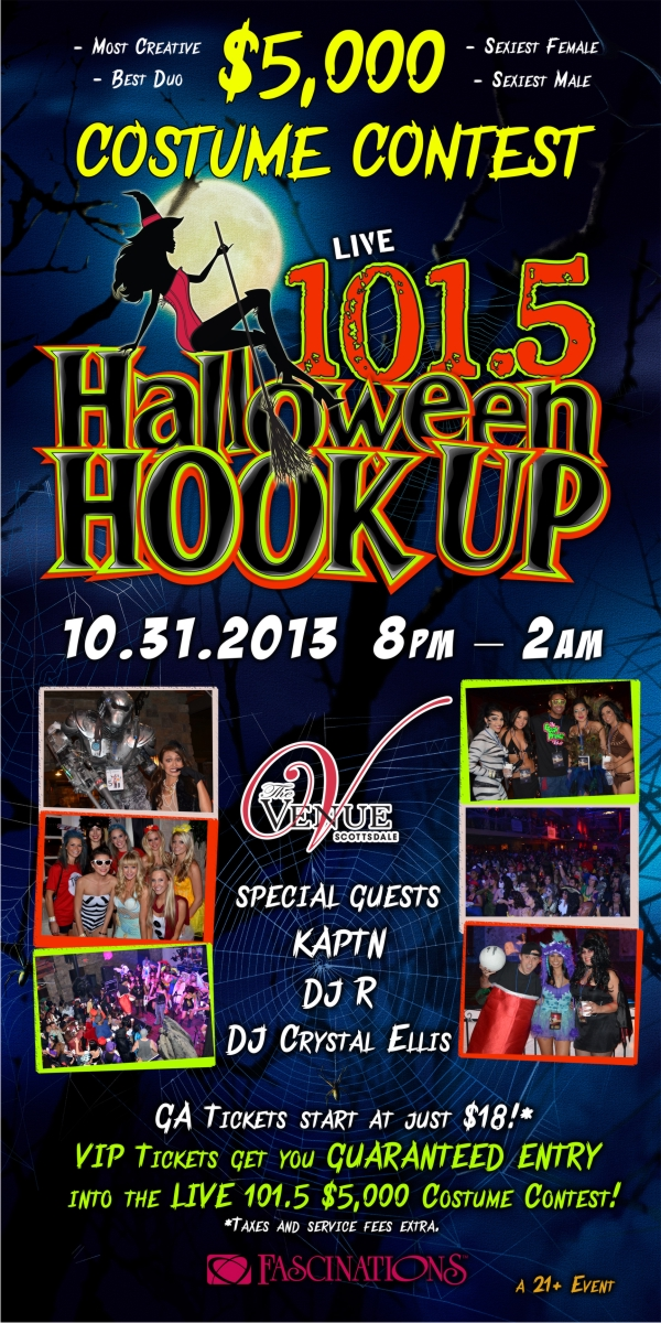 halloween hookup scottsdale The official lake havasu city destination website has the most comprehensive and unbiased source for lake havasu city events and information search now and find event photos, maps and more.