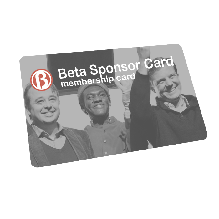BetaSponsor Card