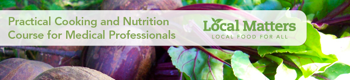 Practical Cooking and Nutrition Course header