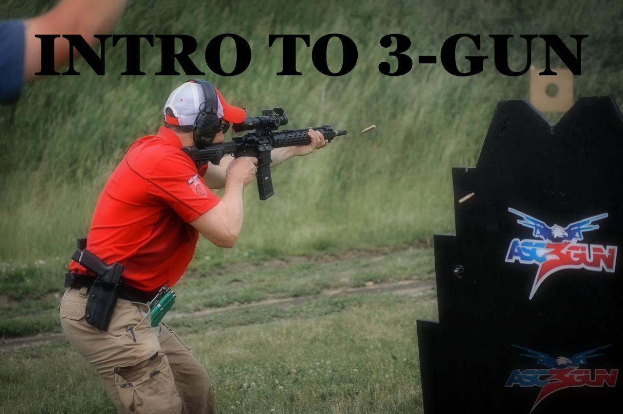 Intro to 3-Gun