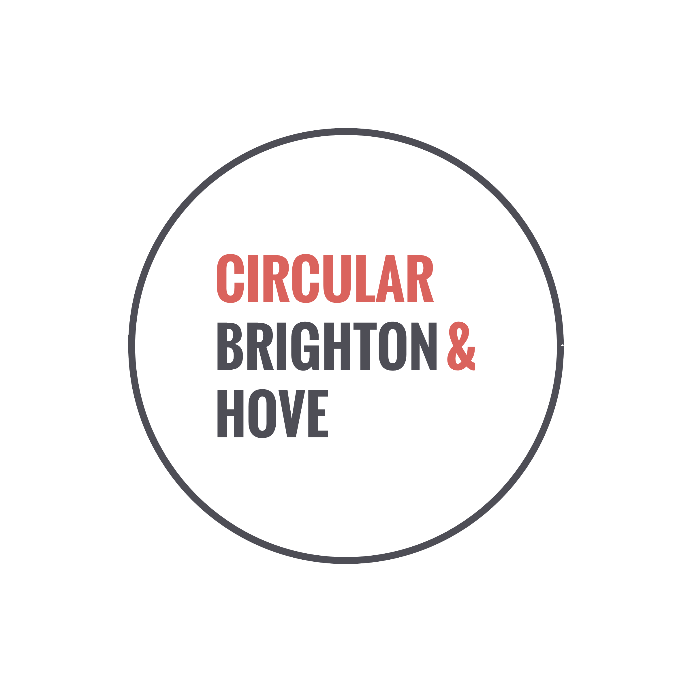 Circular Brighton & Hove logo