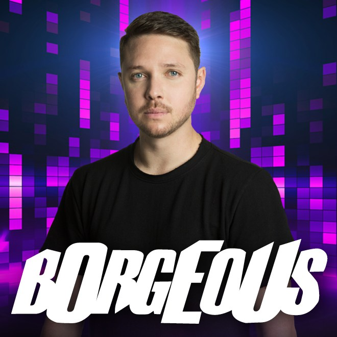 3/4 #BORGEOUS Live! ♬ Haven Nightclub AC #PreSale #Tickets Available!