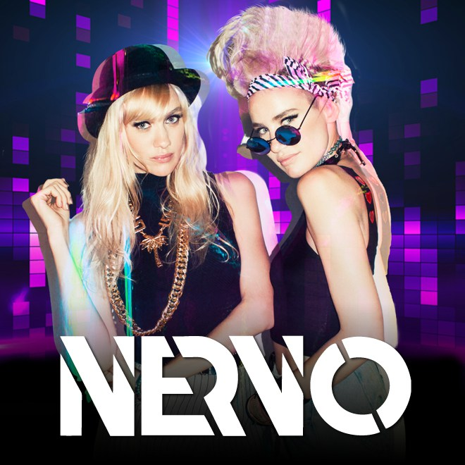 3/18 #NERVO ✦ Performing LIVE! Get your Limited PreSale Tickets Here!