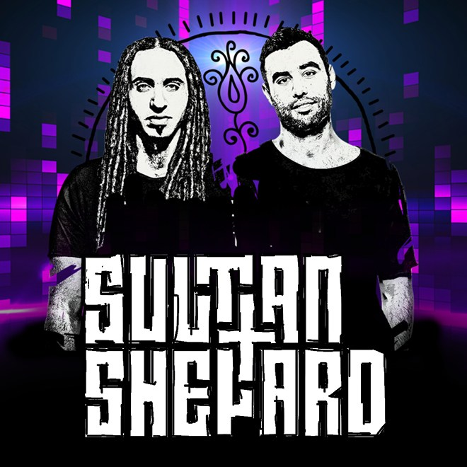 5/20 #SultanShepard LIVE! at #HAVEN #ATLANTICCITY! Limited PreSale Tickets Available!