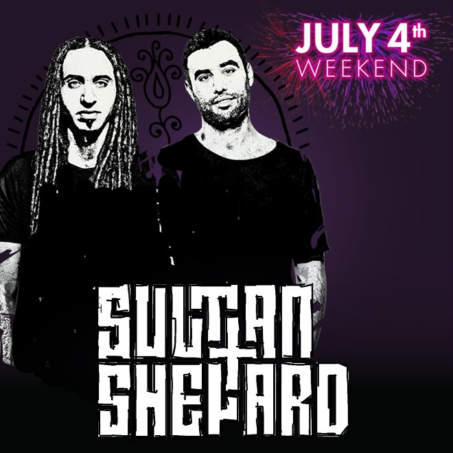 7/1 Sultan Shepard LIVE! at HAVEN AC! 4th of July Weekend! Limited Tickets Available!