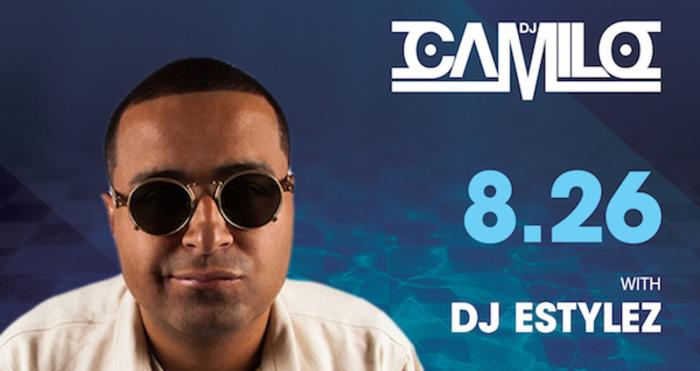 DJ Camilo Live! at The Pool After Dark, Harrahs Resort Atlantic City, NJ Discount or Free Admission Guest List!
