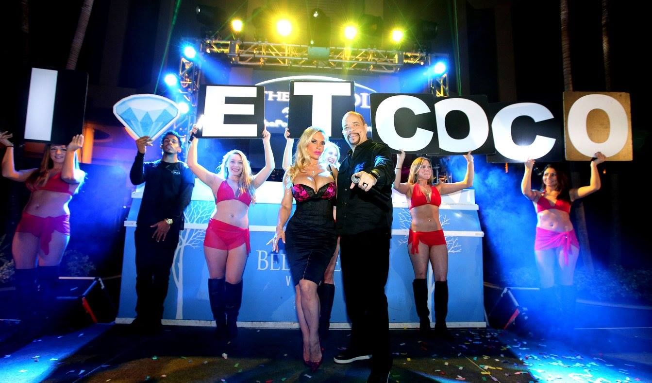 ICE T n COCO Host Pool Atlantic City Harrahs. Signup for $10 off Saturday in 5 seconds!
