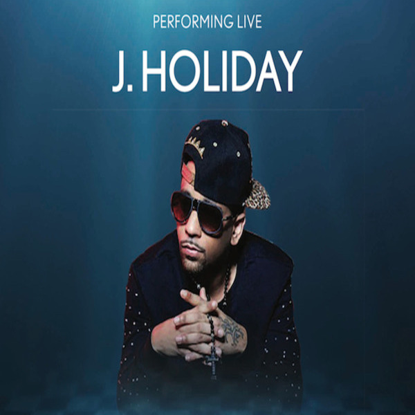 3/17 J. HOLIDAY Live! with DJ Camilo Aqua Fridays at The Pool After Dark. Free Admission Guest List!