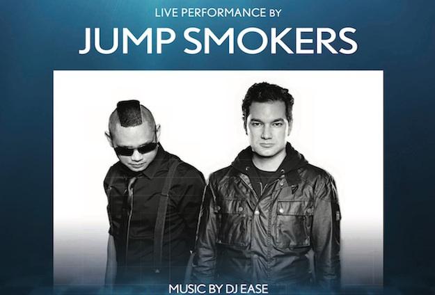 JUMP SMOKERS - The Pool After Dark 3/25 Aqua Fridays. FREE Admission #Guestlist