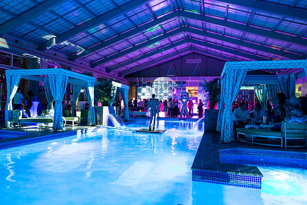 Get Wet every Friday and Saturday at Wet Nightclub Ultra Pool at Mount Airy Casino Resort in Mt. Pocono, PA - Free Admission