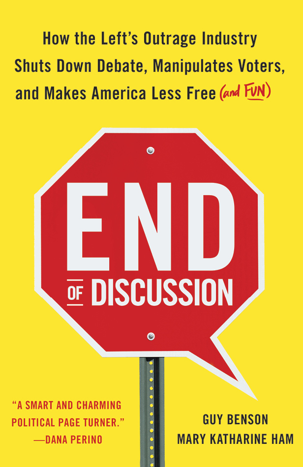 End of Discussion Book