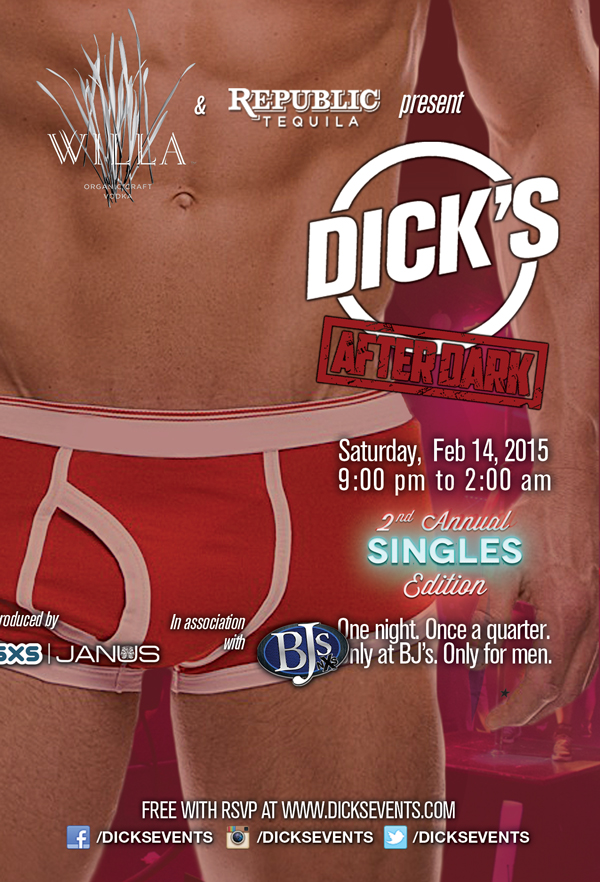 Dick's After Dark Q1 2015 FLyer