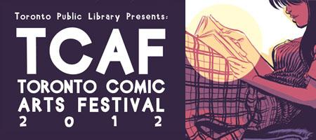TCAF Opening Night! Jeff Smith, Gabriel Ba, and Fabio Moon...
