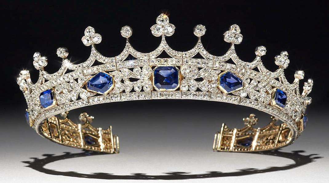 Queen Victoria Tiara Sapp