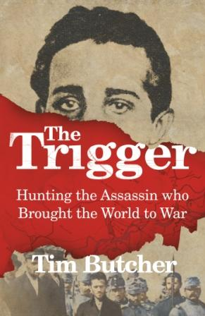The Trigger book jacket