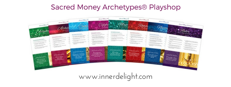 Sacred Money Archetypes