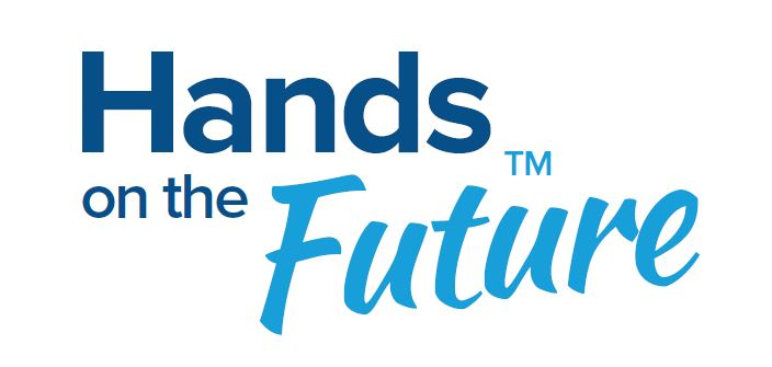 Hands on the Future Logo