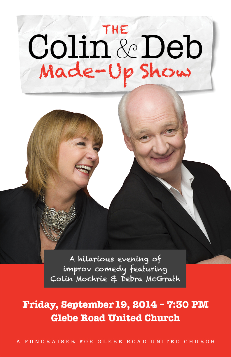 Colin and Deb Made-Up Show