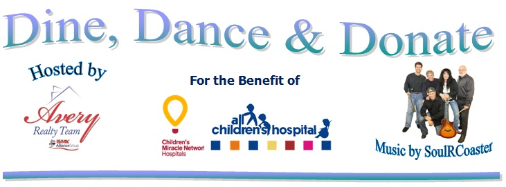 Dine, Dance & Donate Fundraiser