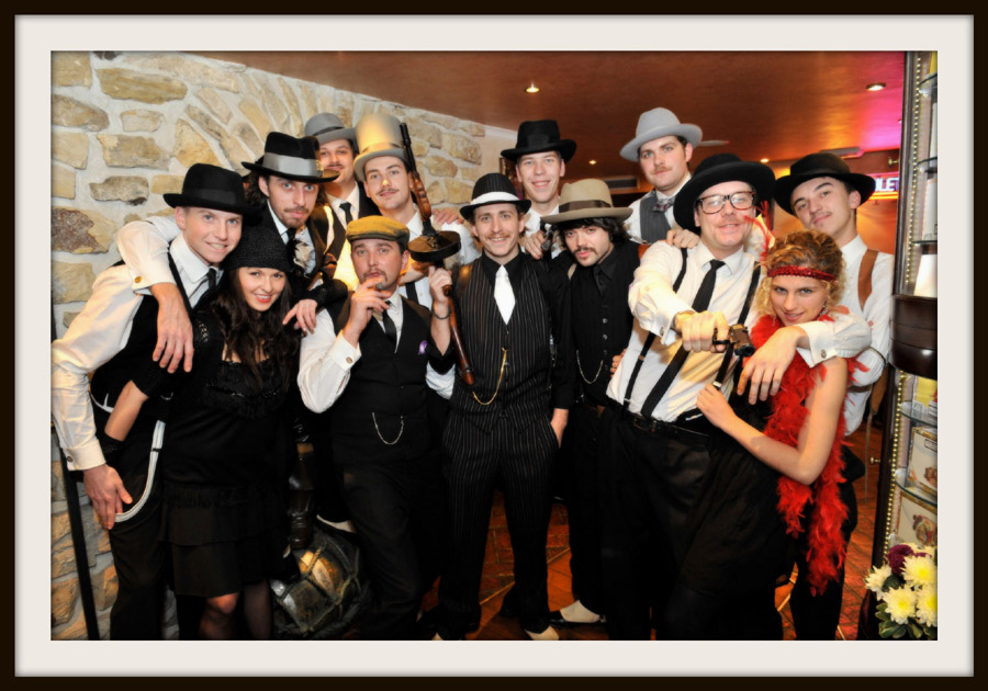 Mafia Theme Party