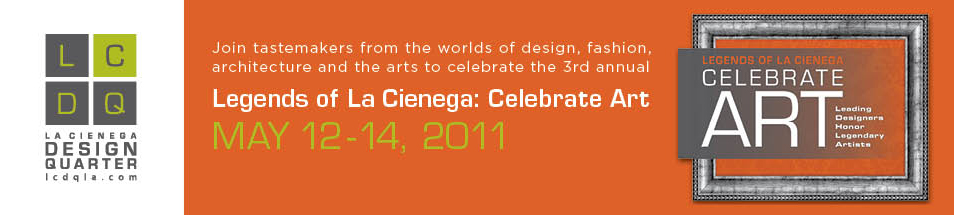 LCDQ Legends of La Cienega: Celebrate Art