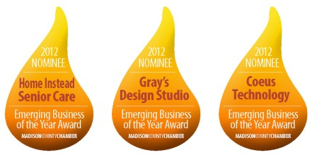 emerging business of the year nominees