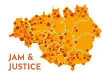 Jam and Justice Logo