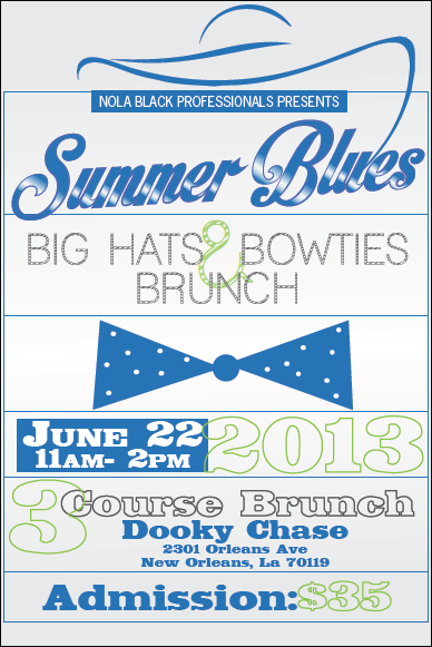 Big Hats & Bowties Brunch