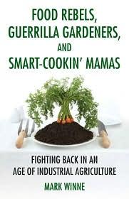 Food Rebels book cover