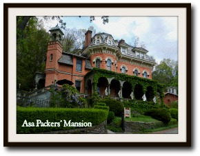 Asa Packers Mansion